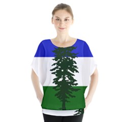 Flag 0f Cascadia Blouse