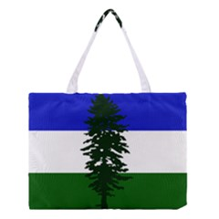 Flag 0f Cascadia Medium Tote Bag