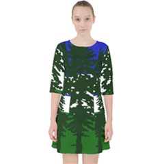 Flag 0f Cascadia Pocket Dress
