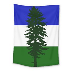 Flag 0f Cascadia Medium Tapestry
