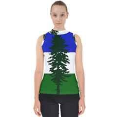 Flag 0f Cascadia Shell Top