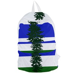 Flag 0f Cascadia Foldable Lightweight Backpack
