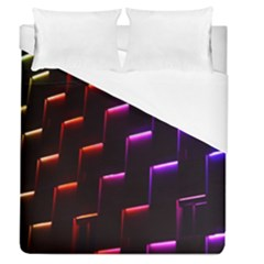Mode Background Abstract Texture Duvet Cover (queen Size)