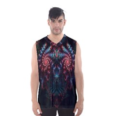 Abstract Background Texture Pattern Men s Basketball Tank Top