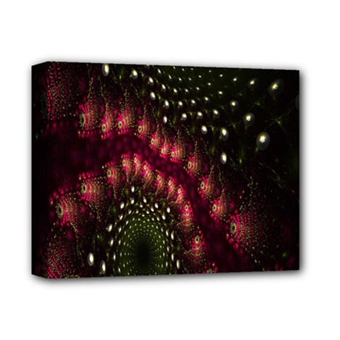 Background Texture Pattern Deluxe Canvas 14  X 11