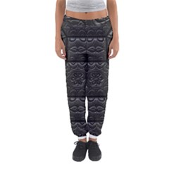 Emboss Luxury Artwork Depth Women s Jogger Sweatpants