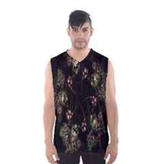 Fractal Art Digital Art Men s Basketball Tank Top