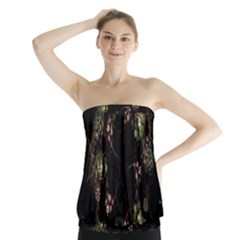Fractal Art Digital Art Strapless Top