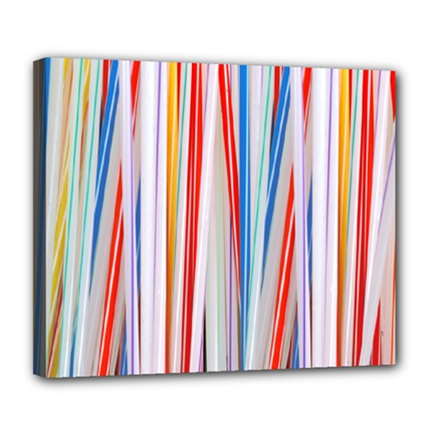 Background Decorate Colors Deluxe Canvas 24  X 20