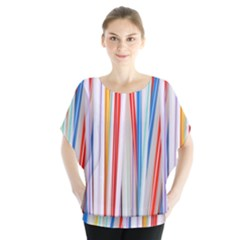 Background Decorate Colors Blouse
