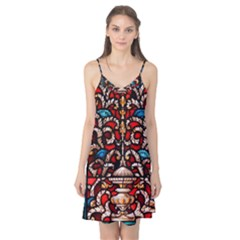 Decoration Art Pattern Ornate Camis Nightgown