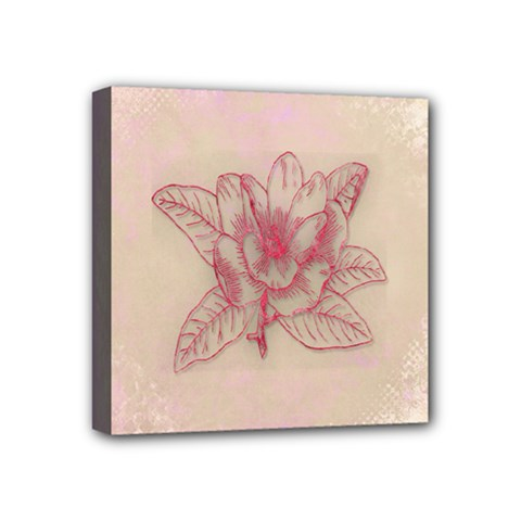 Desktop Background Abstract Mini Canvas 4  X 4