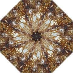 Rusty Texture Pattern Daniel Hook Handle Umbrellas (medium)