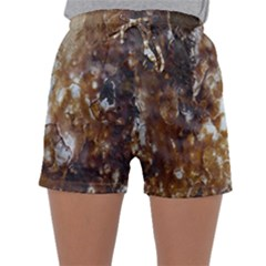 Rusty Texture Pattern Daniel Sleepwear Shorts