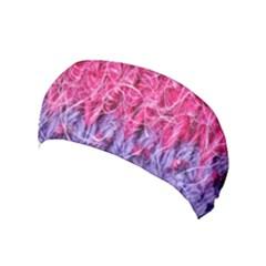 Wool Knitting Stitches Thread Yarn Yoga Headband