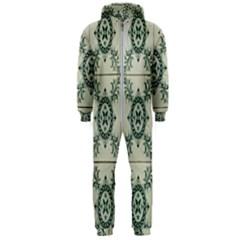 Jugendstil Hooded Jumpsuit (men)