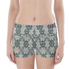 Jugendstil Boyleg Bikini Wrap Bottoms