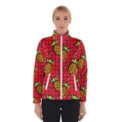 Fruit Pineapple Red Yellow Green Winterwear