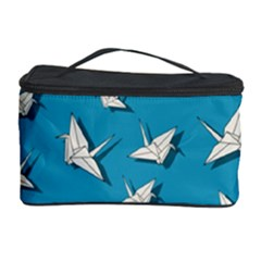 Paper Cranes Pattern Cosmetic Storage Case