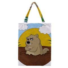 Groundhog Day Classic Tote Bag