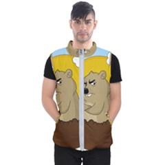 Groundhog Day Men s Puffer Vest