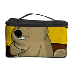 Groundhog Day Cosmetic Storage Case