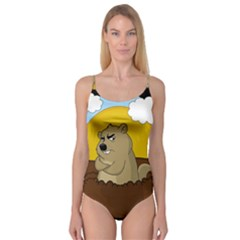 Groundhog Day Camisole Leotard