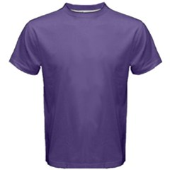 Color Of The Year 2018   Ultraviolet   Pure&basic Men s Cotton Tee