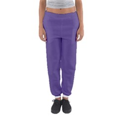 Color Of The Year 2018   Ultraviolet   Pure&basic Women s Jogger Sweatpants