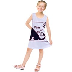 Year Of The Dog   Chinese New Year Kids  Tunic Dress