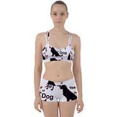 Year Of The Dog   Chinese New Year Women s Sports Set