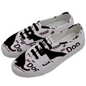 Year of the Dog - Chinese New Year Men s Classic Low Top Sneakers View2