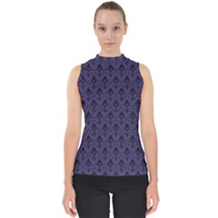 Color Of The Year 2018   Ultraviolet   Art Deco Black Edition Shell Top