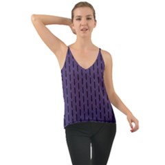 Color Of The Year 2018   Ultraviolet   Art Deco Black Edition Cami