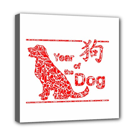 Year Of The Dog   Chinese New Year Multi Function Bag