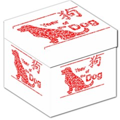 Year Of The Dog   Chinese New Year Storage Stool 12
