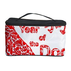 Year Of The Dog   Chinese New Year Cosmetic Storage Case