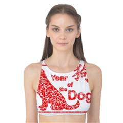 Year Of The Dog   Chinese New Year Tank Bikini Top