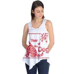 Year Of The Dog   Chinese New Year Sleeveless Tunic