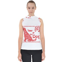 Year Of The Dog   Chinese New Year Shell Top