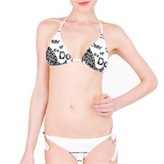 Year Of The Dog   Chinese New Year Bikini Set