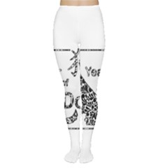 Year Of The Dog   Chinese New Year Women s Tights