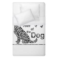 Year Of The Dog   Chinese New Year Duvet Cover (single Size)