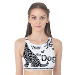 Year Of The Dog   Chinese New Year Tank Bikini Top