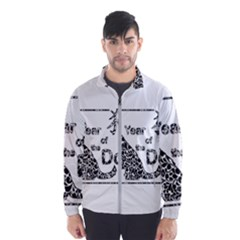 Year Of The Dog   Chinese New Year Wind Breaker (men)