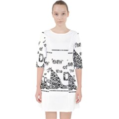 Year Of The Dog   Chinese New Year Pocket Dress