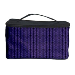 Color Of The Year 2018   Ultraviolet   Art Deco Black Edition Cosmetic Storage Case
