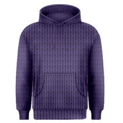 Color Of The Year 2018   Ultraviolet   Art Deco Black Edition Men s Pullover Hoodie