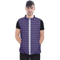 Color Of The Year 2018   Ultraviolet   Art Deco Black Edition Men s Puffer Vest