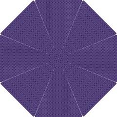 Color Of The Year 2018   Ultraviolet   Art Deco Black Edition 10 Hook Handle Umbrellas (small)